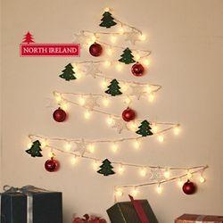 노스아일랜드 크리스마스트리 벽트리 풀세트