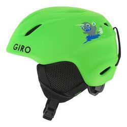 1718 LAUNCH 유아아동용 보드스키 헬멧-MAT BRT GREEN