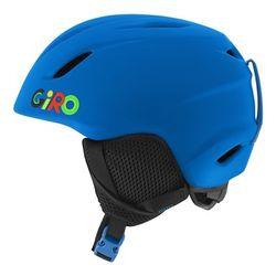 1718 LAUNCH 유아아동용 보드스키 헬멧-MAT BLU WILD