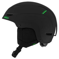 1718 RATIO 보드스키 헬멧-MAT BLK GREEN