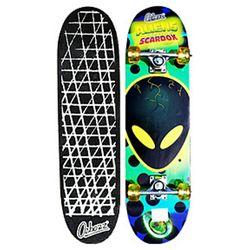 오즈보즈 스케이트보드 초록외계인