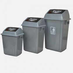 재활용 쓰레기통