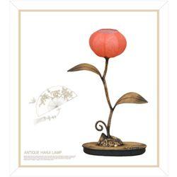 수공예 한지 조명등 인테리어 무드등 애기꽃