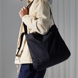 active unisex bucket bag (black)