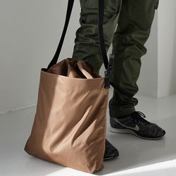 active unisex bucket bag (khaki)