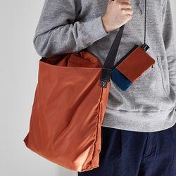active unisex bucket bag (orange)