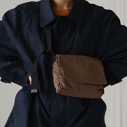 three kinds square bag (khaki)