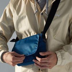 three kinds square bag (blue)