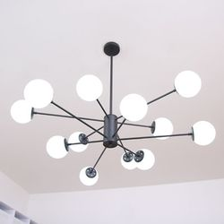 boaz 미라클 12등 방등 거실등 LED 인테리어 조명