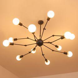boaz 윈터트리 12등 방등 거실등 LED 인테리어 조명