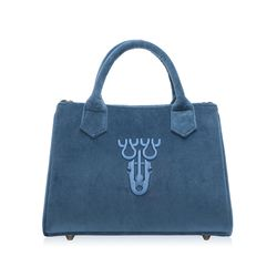 V Fan.C Bag -Blue (S) (V팬시백)