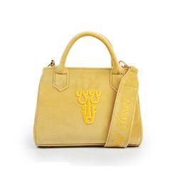 V Fan.C Bag -Yellow (XS) (V팬시백)