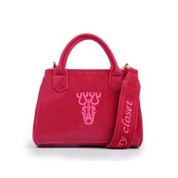 V Fan.C Bag -Pink (XS) (V팬시백)
