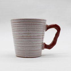 도자기잔 물컵 커피머그컵 세트-체리