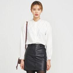 posh frill blouse