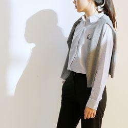 Mari Shirt (: 마리셔츠)