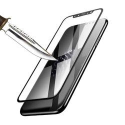 [1+1] (아이폰X) 글래스 4D 곡면 풀커버 강화유리