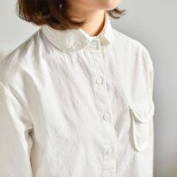 륀느 베이직 셔츠
