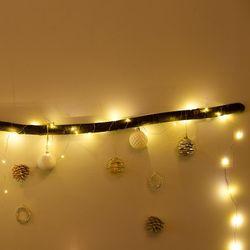크리스마스 미니와이어 LED전구