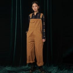 vintage casual overalls pants