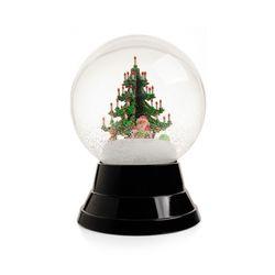 Christmas Tree With Presents - 비엔나스노우글로브