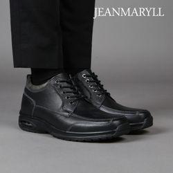 [장마릴] 남성 에어 컴포트화 JM011 블랙