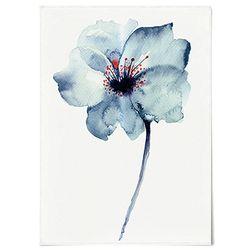 패브릭 포스터 F146 보테니컬 식물 어 플라워 [중형]
