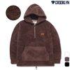 [무료배송] HRL-699 양털 오버핏 아노락 후드 티셔츠