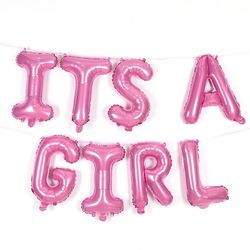 은박풍선세트 ITS A GIRL