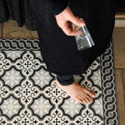 마운틴 바닥 러그 PVC MAT-Ts4 (70x120cm)