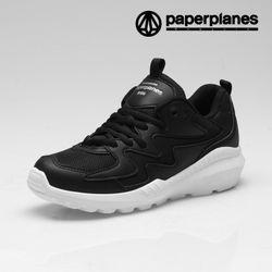 [페이퍼플레인] 신상 운동화 PP1454 블랙