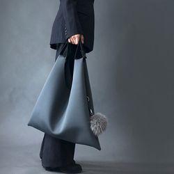 [폭스퍼키링 증정] I AM YOUR BAG Medium 차콜그레이