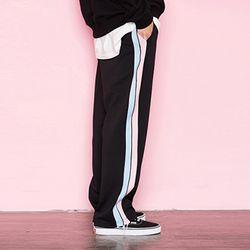 [기모발매] SIDELINE TRACK PANTS