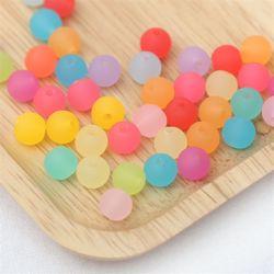 젤리구슬(25g) 불투명구슬/팔찌만들기재료