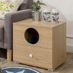 퍼피노 펫블리 서랍형 고양이 화장실 bs015