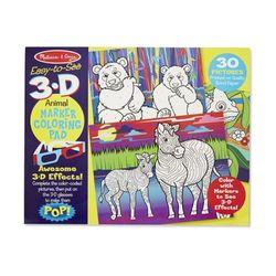 3D 동물 색칠놀이 세트