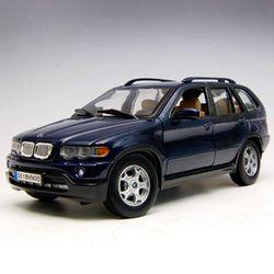 [모터맥스]1:24 BMW X5(네이비블루)(실버) (73254)