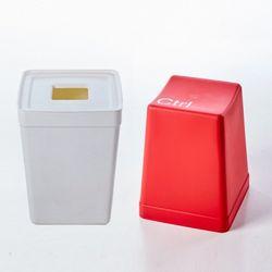 코에 (idee) 인테리어 키보드 박스 의자 (오픈형)