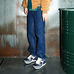 Retro Loose Fit Jeans(2color)남성용