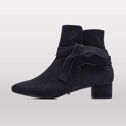 7120 tie up ankle black