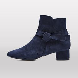 7120 tie up ankle navy