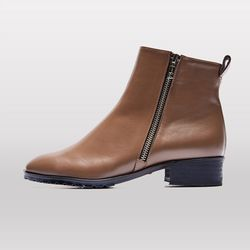 7121 Zipper ankle cocoa