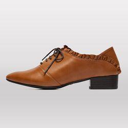 7084 Frill loafer Camel