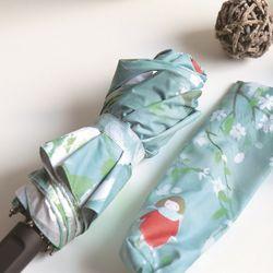 귀여운 디자인의 양산겸용우산