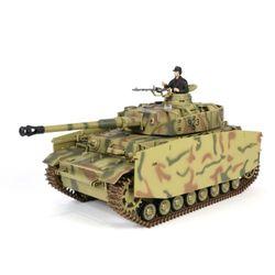 [~8/22까지] 팬저 독일 4호 전차 배틀 탱크RC (WTS101247TAN)