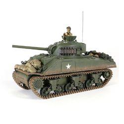 [~8/22까지] 셔먼 미국 배틀 탱크RC M4A3 탱크 (WTS101278TAN)