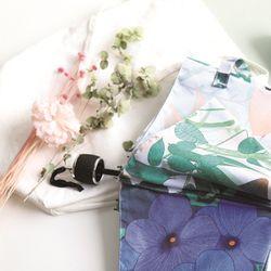 귀여운 스타일의 3단양산겸용우산