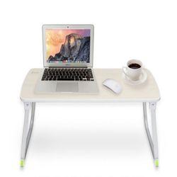 다용도 접이식 테이블 독서 테이블 베드트레이