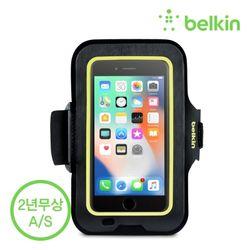 벨킨 아이폰 8 7 6S 6용 스포츠 핏 암밴드 F8W845bt