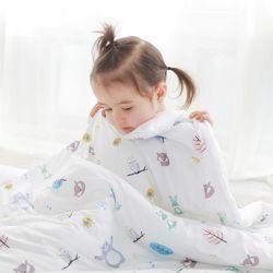 베베누보 어린이집 일체형 낮잠이불
